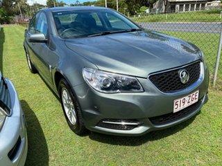 2015 Holden Commodore VF MY15 Evoke Grey 6 Speed Sports Automatic Sedan.