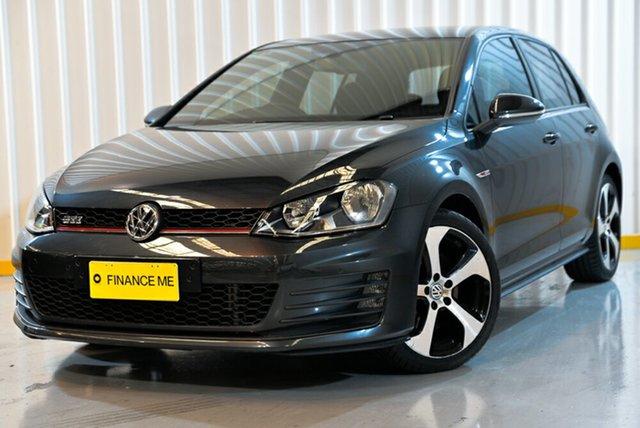 Used Volkswagen Golf VII MY15 GTI DSG, 2015 Volkswagen Golf VII MY15 GTI DSG Grey 6 Speed Sports Automatic Dual Clutch Hatchback