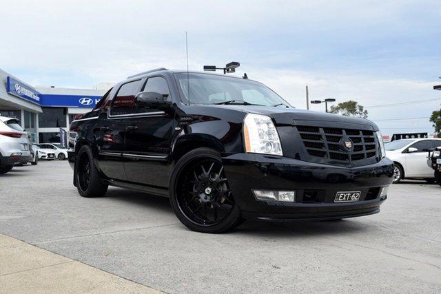 Used Cadillac Escalade  , 2012 Cadillac Escalade EXT EXT Black Automatic Utility