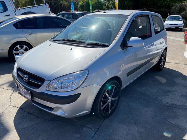 Used Hyundai Getz TB MY09 S, 2009 Hyundai Getz TB MY09 S 5 Speed Manual Hatchback