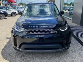 2019 Land Rover Discovery Series 5 L462 MY20 SE Santorini Black 8 Speed Sports Automatic Wagon