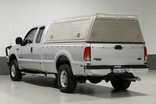 2006 Ford F250 RN XLT (4x4) Silver 4 Speed Automatic Super Cab Pickup