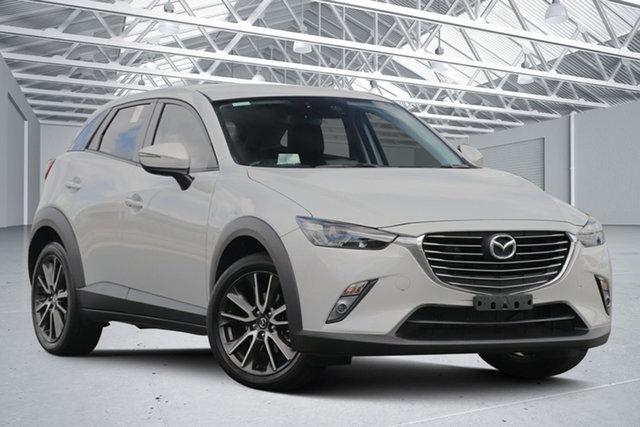 Used Mazda CX-3 DK S Touring (AWD), 2017 Mazda CX-3 DK S Touring (AWD) Ceramic 6 Speed Automatic Wagon