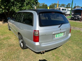 2002 Holden Commodore VX II Executive Silver 4 Speed Automatic Wagon