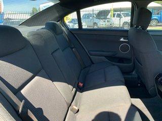2010 Holden Commodore VE II SV6 Black 6 Speed Manual Sedan