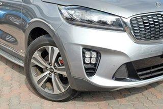 2018 Kia Sorento UM MY19 GT-Line AWD Grey 8 Speed Sports Automatic Wagon.