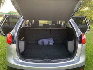 2016 Mazda CX-5 KE1072 Maxx SKYACTIV-Drive FWD Silver 6 Speed Sports Automatic Wagon