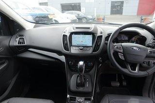 2018 Ford Escape ZG 2018.00MY Titanium PwrShift AWD White 6 Speed Sports Automatic Dual Clutch Wagon