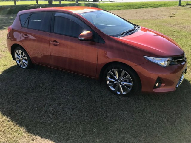 Used Toyota Corolla ZRE182R Levin ZR, 2013 Toyota Corolla ZRE182R Levin ZR Inferno 6 Speed Manual Hatchback