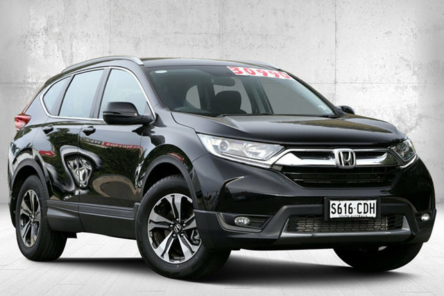 Used Honda CR-V RW MY20 VTi FWD, 2019 Honda CR-V RW MY20 VTi FWD Crystal Black 1 Speed Constant Variable Wagon