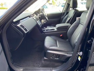 2019 Land Rover Discovery Series 5 L462 MY20 SE Santorini Black 8 Speed Sports Automatic Wagon.