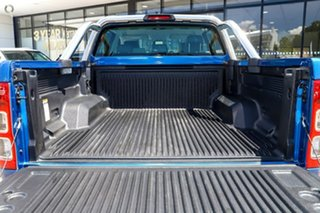 2018 Ford Ranger PX MkIII 2019.00MY XLT Pick-up Double Cab Blue 10 Speed Sports Automatic Utility