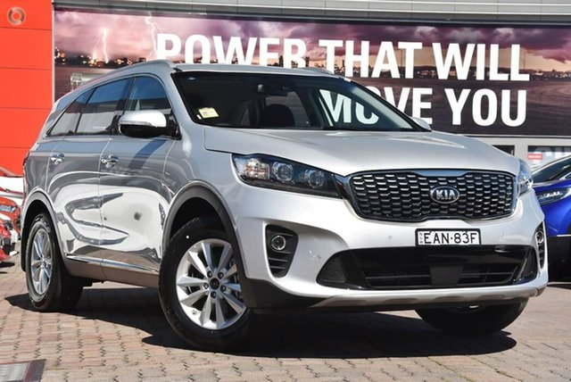Used Kia Sorento UM MY19 SI, 2019 Kia Sorento UM MY19 SI Silver 8 Speed Sports Automatic Wagon