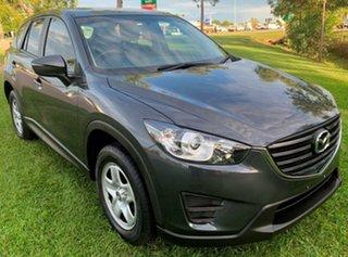 2016 Mazda CX-5 KE1072 Maxx SKYACTIV-Drive FWD Grey 6 Speed Sports Automatic Wagon.