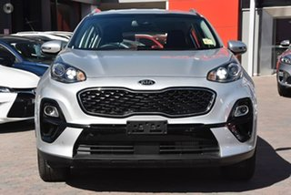 2018 Kia Sportage QL MY19 Si AWD Premium Silver 8 Speed Sports Automatic Wagon.