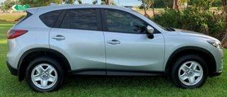 2016 Mazda CX-5 KE1072 Maxx SKYACTIV-Drive FWD Silver 6 Speed Sports Automatic Wagon.