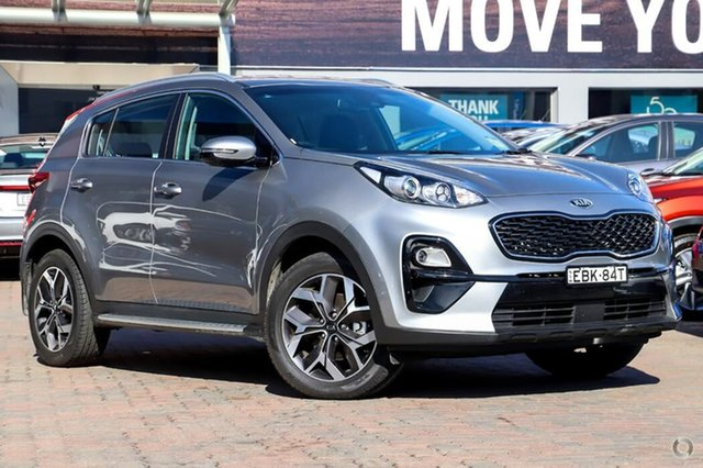 Used Kia Sportage QL MY19 AO Edition 2WD, 2018 Kia Sportage QL MY19 AO Edition 2WD Grey 6 Speed Sports Automatic Wagon