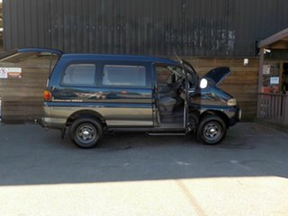 1994 Mitsubishi Delica P25W Exceed Blue 4 Speed Automatic Van Wagon
