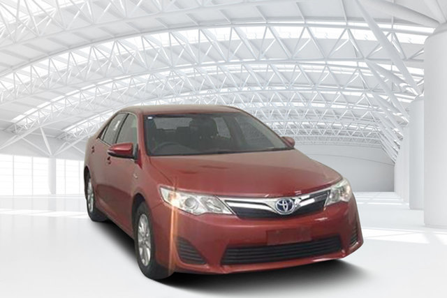 Used Toyota Camry AVV50R Hybrid H, 2015 Toyota Camry AVV50R Hybrid H Wildfire Continuous Variable Sedan
