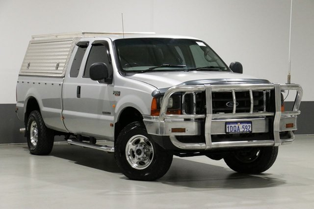Used Ford F250 RN XLT (4x4), 2006 Ford F250 RN XLT (4x4) Silver 4 Speed Automatic Super Cab Pickup