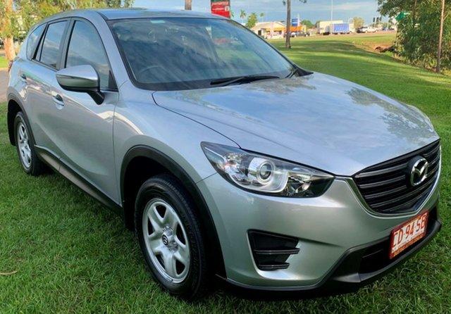 Used Mazda CX-5 KE1072 Maxx SKYACTIV-Drive FWD, 2016 Mazda CX-5 KE1072 Maxx SKYACTIV-Drive FWD Silver 6 Speed Sports Automatic Wagon