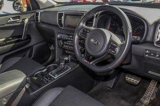 2017 Kia Sportage QL MY17 GT-Line AWD Red 6 Speed Sports Automatic Wagon