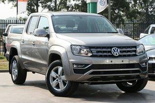 2021 Volkswagen Amarok 2H MY21 TDI550 4MOTION Perm Sportline Mojave Beige 8 Speed Automatic Utility.