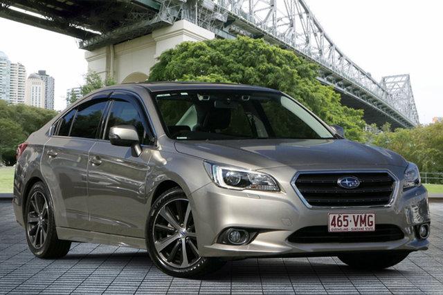 Used Subaru Liberty B6 MY15 2.5i CVT AWD Premium, 2015 Subaru Liberty B6 MY15 2.5i CVT AWD Premium Gold 6 Speed Constant Variable Sedan