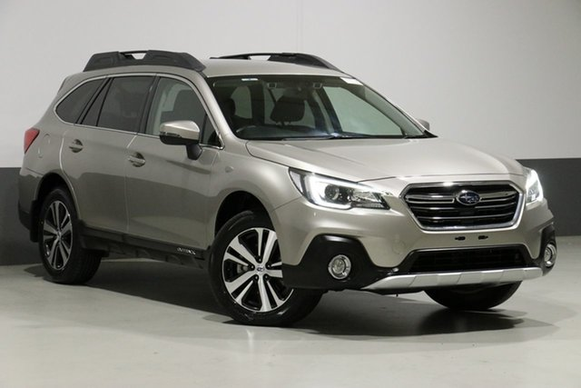 Used Subaru Outback MY18 2.5i AWD, 2018 Subaru Outback MY18 2.5i AWD Tungsten Silver Continuous Variable Wagon