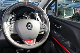 2015 Renault Clio X98 RS 200 Cup White 6 Speed Automatic Hatchback