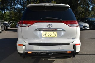 2016 Toyota Tarago ACR50R MY13 GLX White 7 Speed Constant Variable Wagon