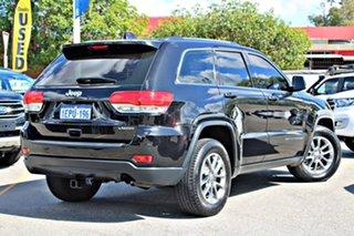 2014 Jeep Grand Cherokee WK MY15 Laredo 4x2 Black 8 Speed Sports Automatic Wagon