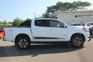 2019 Holden Colorado RG MY20 Storm Pickup Crew Cab White 6 Speed Sports Automatic Utility.