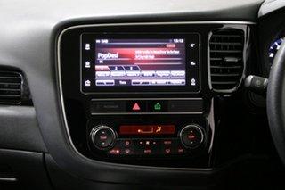 2018 Mitsubishi Outlander ZL MY19 ES 7 Seat (AWD) Silver Continuous Variable Wagon