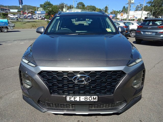 Demo Hyundai Santa Fe TM.2 MY20 Active, 2019 Hyundai Santa Fe TM.2 MY20 Active Magnetic Force 8 Speed Sports Automatic Wagon