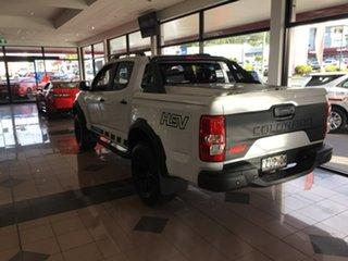 2019 Holden Special Vehicles Colorado RG MY20 SportsCat Pickup Crew Cab SV Summit White 6 Speed.