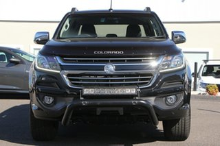 2019 Holden Colorado RG MY20 Storm Pickup Crew Cab Black 6 Speed Sports Automatic Utility