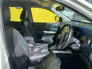 2018 Nissan Navara D23 S3 ST-X White Diamond 7 Speed Sports Automatic Utility