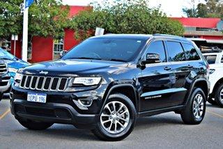 2014 Jeep Grand Cherokee WK MY15 Laredo 4x2 Black 8 Speed Sports Automatic Wagon.