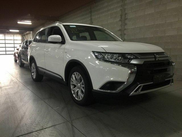 Used Mitsubishi Outlander ZL MY20 ES AWD, 2019 Mitsubishi Outlander ZL MY20 ES AWD White 6 Speed Constant Variable Wagon