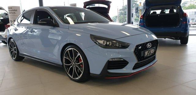 Demo Hyundai i30 PDE.3 N Performance, 2019 Hyundai i30 PDE.3 N Performance Blue 6 Speed Manual Coupe