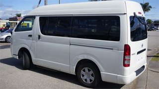 2008 Toyota HiAce White 4 Speed Commercial.
