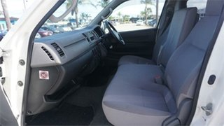2008 Toyota HiAce White 4 Speed Commercial