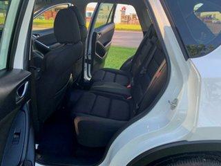 2016 Mazda CX-5 KE1072 Maxx SKYACTIV-Drive FWD Sport White 6 Speed Sports Automatic Wagon