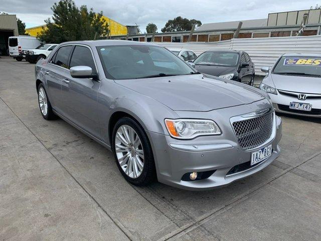 Used Chrysler 300 LX MY13 C Luxury, 2013 Chrysler 300 LX MY13 C Luxury Grey 5 Speed Sports Automatic Sedan