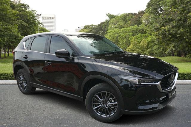 Demo Mazda CX-5 KF2W7A Maxx SKYACTIV-Drive FWD Sport Paradise, 2020 Mazda CX-5 KF2W7A Maxx SKYACTIV-Drive FWD Sport Jet Black 6 Speed Sports Automatic Wagon