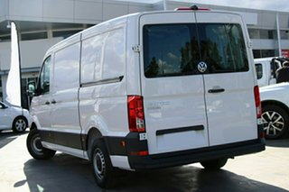 2020 Volkswagen Crafter SY1 MY20 35 MWB FWD TDI340 Runner White 6 Speed Manual Van.
