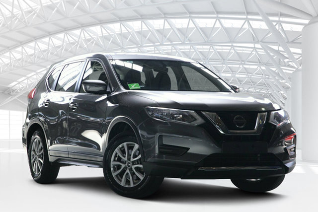 Used Nissan X-Trail T32 Series 2 ST (2WD), 2018 Nissan X-Trail T32 Series 2 ST (2WD) Gun Metallic Continuous Variable Wagon