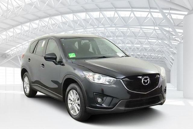 Used Mazda CX-5 MY13 Maxx Sport (4x2), 2013 Mazda CX-5 MY13 Maxx Sport (4x2) Black 6 Speed Automatic Wagon