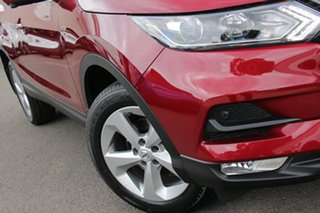 2021 Nissan Qashqai J11 Series 3 MY20 ST+ X-tronic Magnetic Red 1 Speed Constant Variable Wagon.